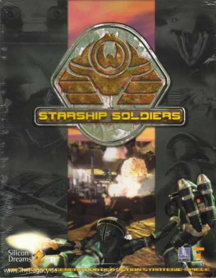 Misc. Games - Starship Soldiers