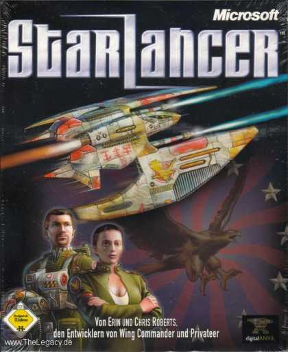 Misc. Games - StarLancer