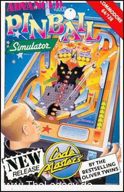 Misc. Games - Advanced Pinball Simulator