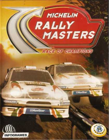 Misc. Games - Michelin Rally Masters: Race of Champions