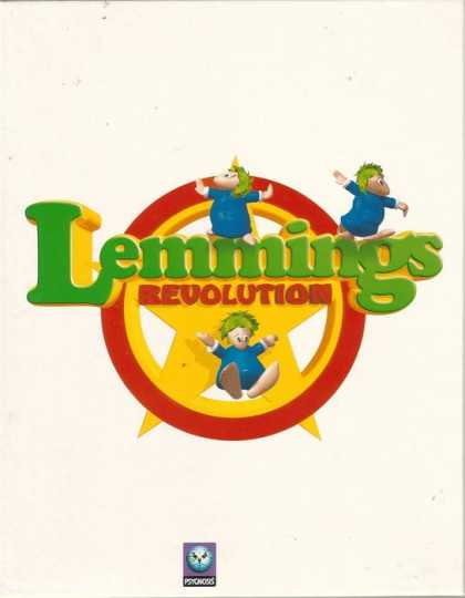 Misc. Games - Lemmings Revolution