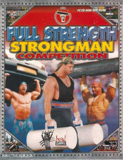 Misc. Games - Full Strength Strongman Competition