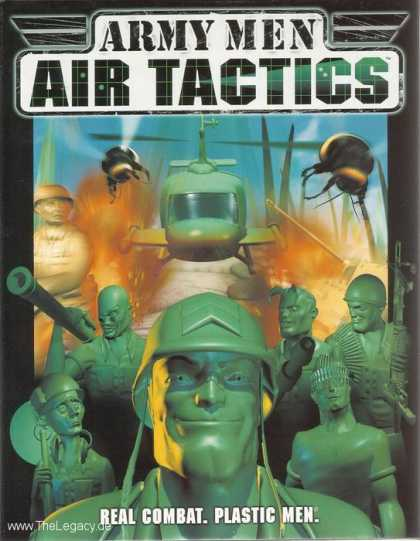 Misc. Games - Army Men: Air Tactics