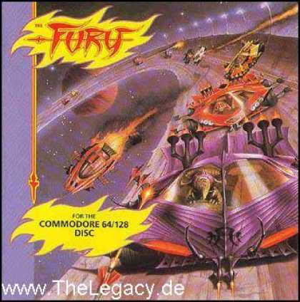 Misc. Games - Fury, The