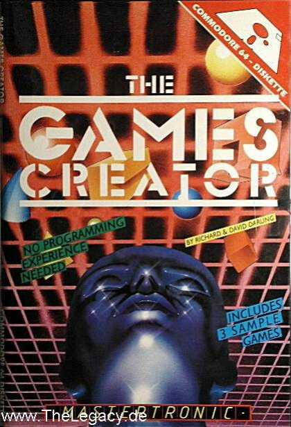 Misc. Games - Games Creator, The