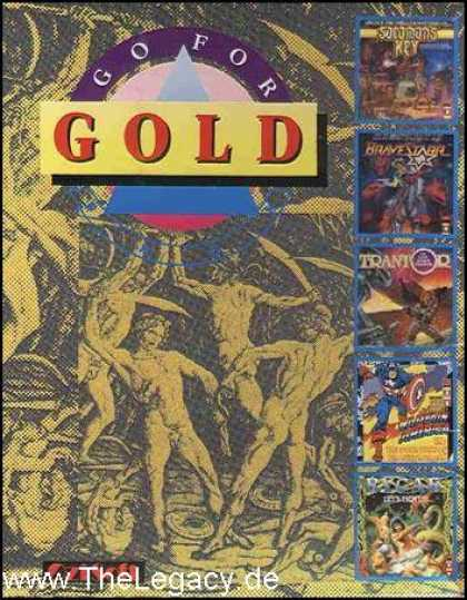 Misc. Games - Go for Gold