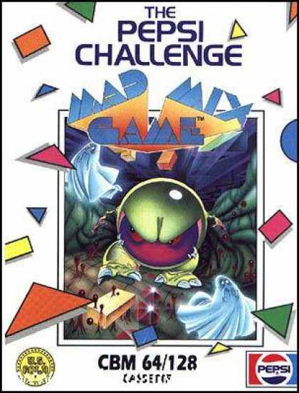 Misc. Games - Mad Mix Game: The Pepsi Challenge