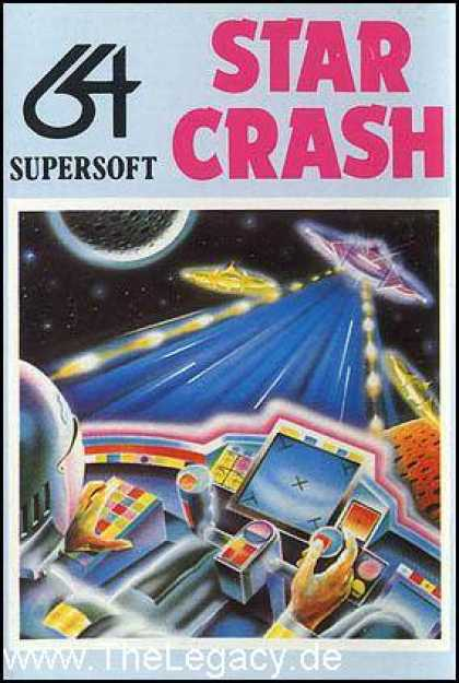 Misc. Games - Star Crash