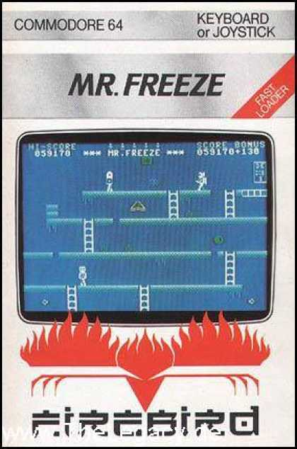 Misc. Games - Mr. Freeze