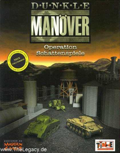 Misc. Games - Dunkle Manöver: Operation Schattenspiele
