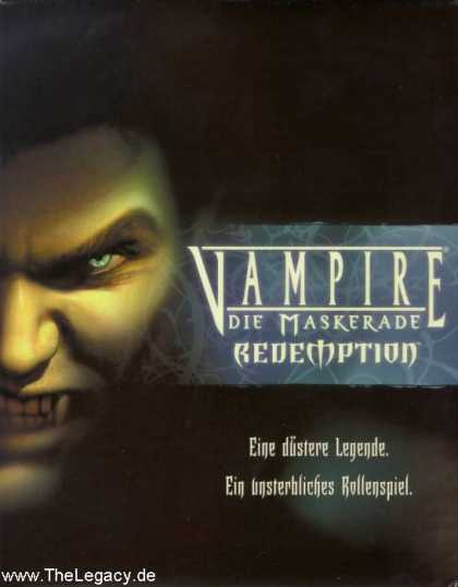 Misc. Games - Vampire - The Masquerade: Redemption