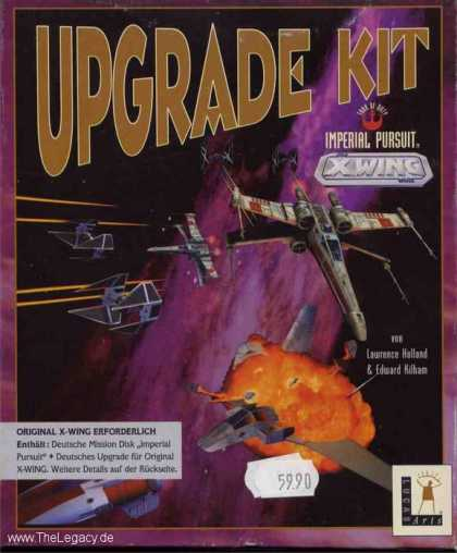 Misc. Games - Star Wars - X-Wing: Upgrade Kit