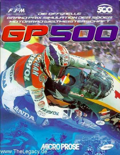 Misc. Games - GP 500