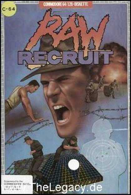 Misc. Games - Raw Recruit