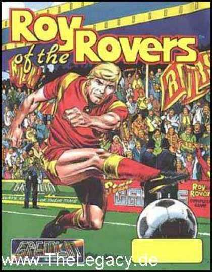 Misc. Games - Roy of the Rovers