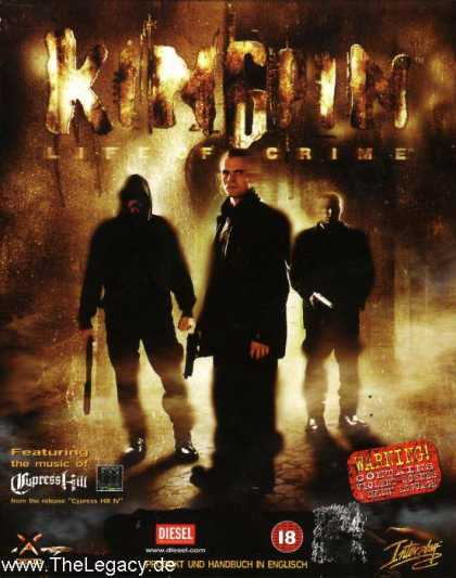 Misc. Games - Kingpin: Life of Crime