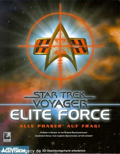 Misc. Games - Star Trek Voyager - Elite Force