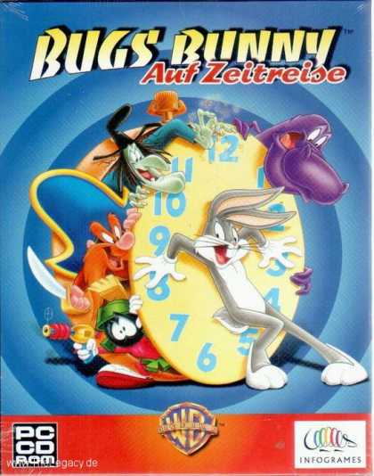 Misc. Games - Bugs Bunny: Lost in Time