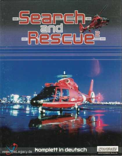 Misc. Games - Search and Rescue 2