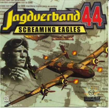 Misc. Games - Jagdverband 44: Screaming Eagles