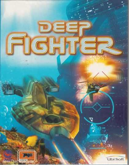 Misc. Games - Deep Fighter