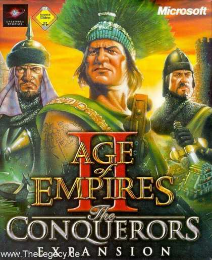 Misc. Games - Age of Empires II: The Conquerors