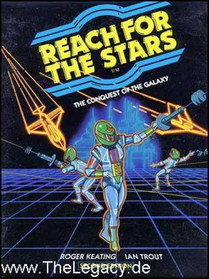 Misc. Games - Reach for the Stars: The Conquest of the Galaxy - Second Edition