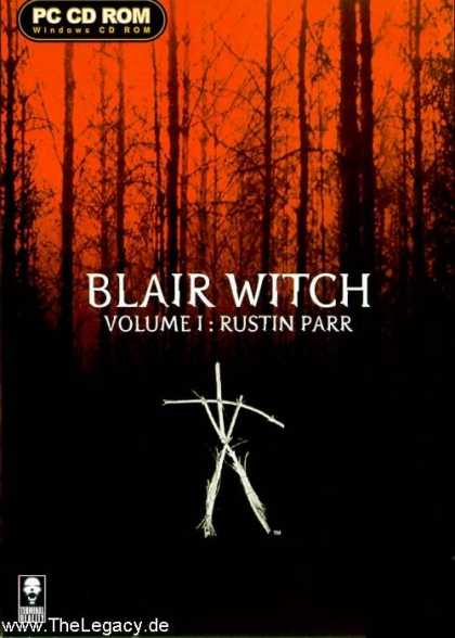Misc. Games - Blair Witch Volume I: Rustin Parr