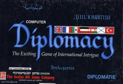 Misc. Games - Computer Diplomacy
