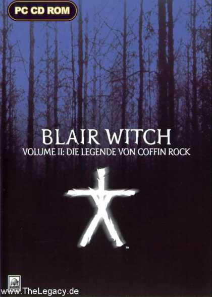 Misc. Games - Blair Witch Volume II: The Legend of Coffin Rock