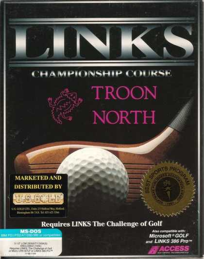 Misc. Games - Links: Troon North