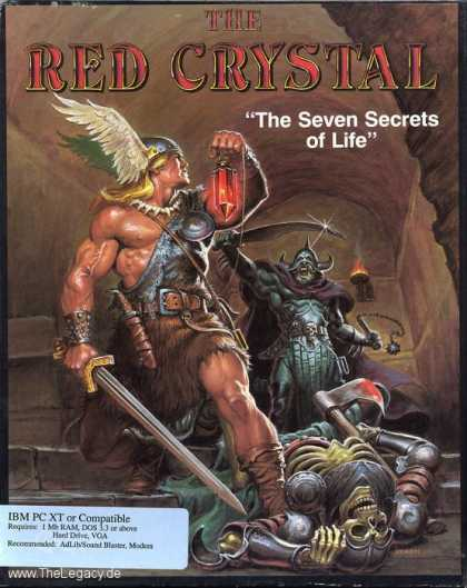 Misc. Games - Red Crystal, The