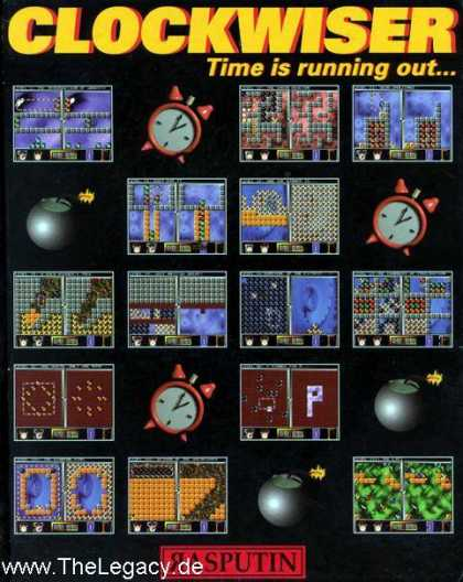 Misc. Games - Clockwiser: Time is running out...