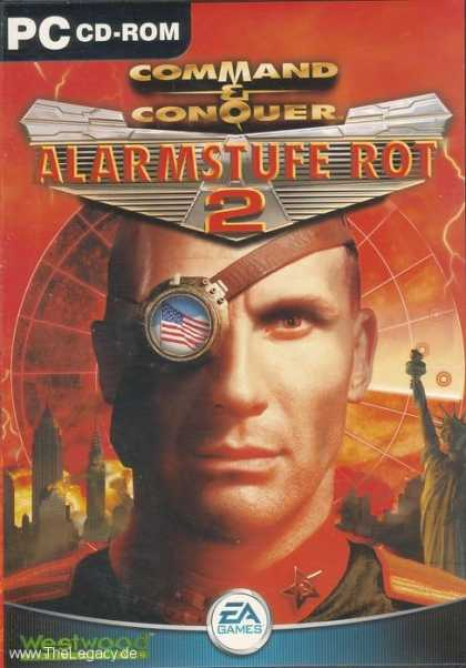 Misc. Games - Command & Conquer: Red Alert 2