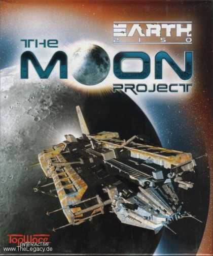 Misc. Games - Earth 2150: The Moon Project