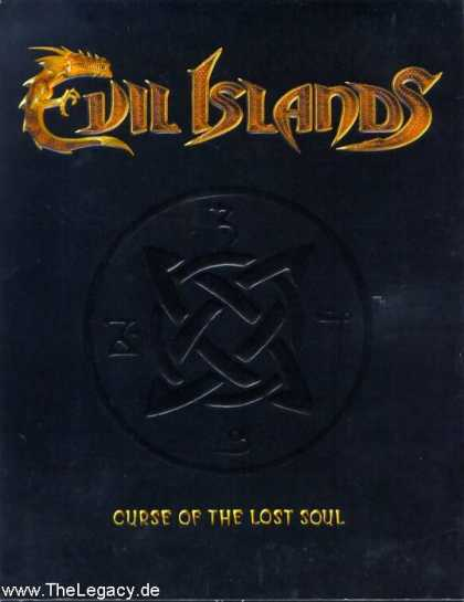 Misc. Games - Evil Islands: Curse of the Lost Soul