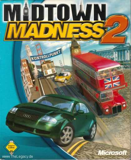 Misc. Games - Midtown Madness 2