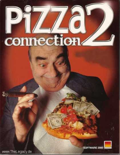 Misc. Games - Pizza Connection 2