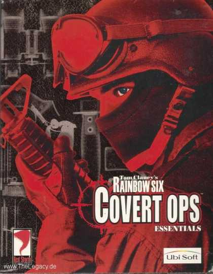 Misc. Games - Tom Clancy's Rainbow Six: Covert Ops Essentials