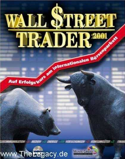 Misc. Games - Wall Street Trader 2001