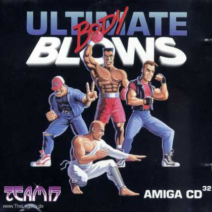 Misc. Games - Ultimate Body Blows