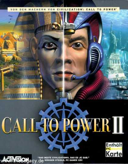 Misc. Games - Call to Power II