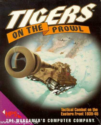 Misc. Games - Tigers on the Prowl