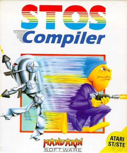 Misc. Games - STOS: Compiler