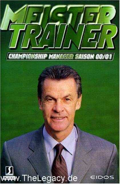 Misc. Games - Meistertrainer: Championship Manager Saison 00/01