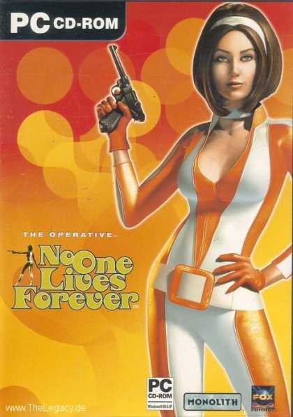 Misc. Games - Operative, The: No One Lives Forever