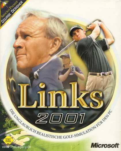 Misc. Games - Links 2001
