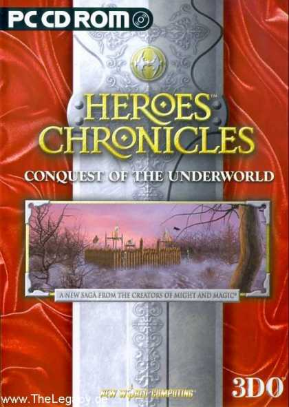 Misc. Games - Heroes Chronicles: Conquest of the Underworld