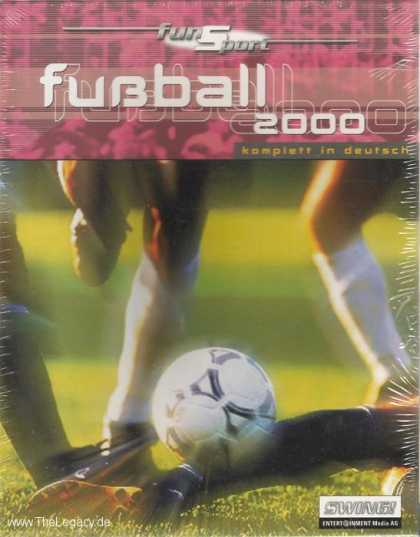 Misc. Games - Fußball 2000