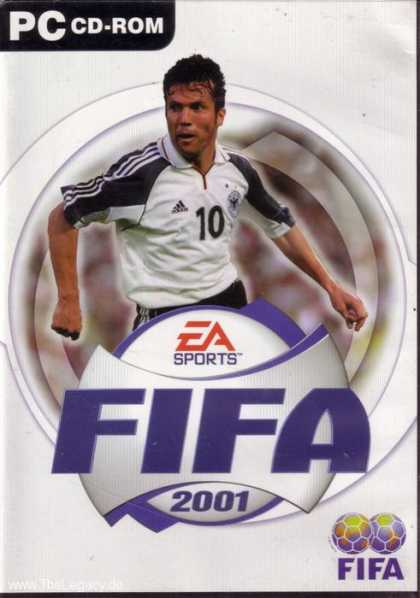 Misc. Games - FIFA 2001